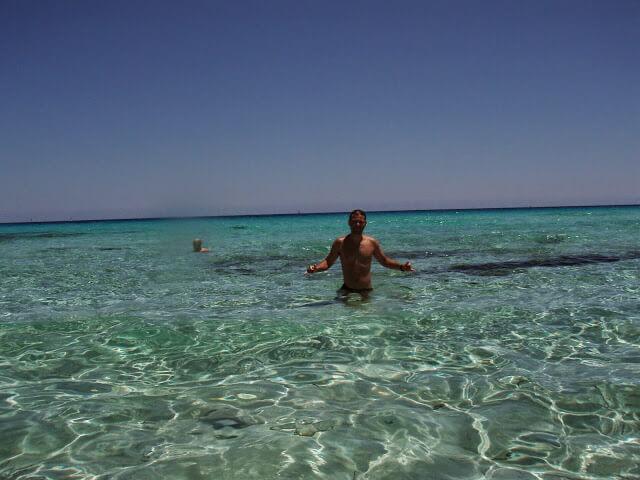 ilha de Formentera a praia mais bonita da espanha