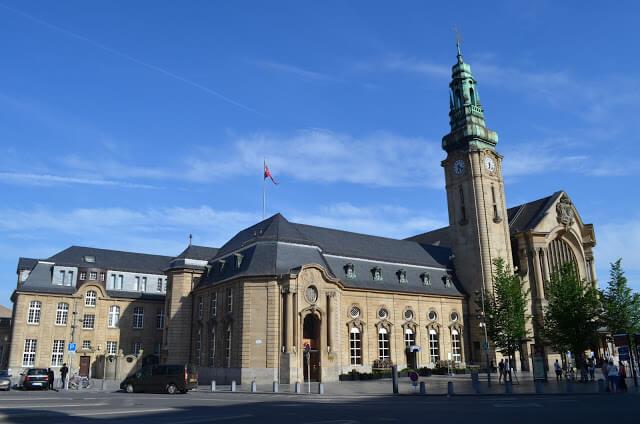 País Luxemburgo