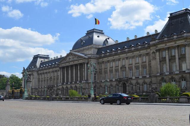 Bruselas Palacio Real