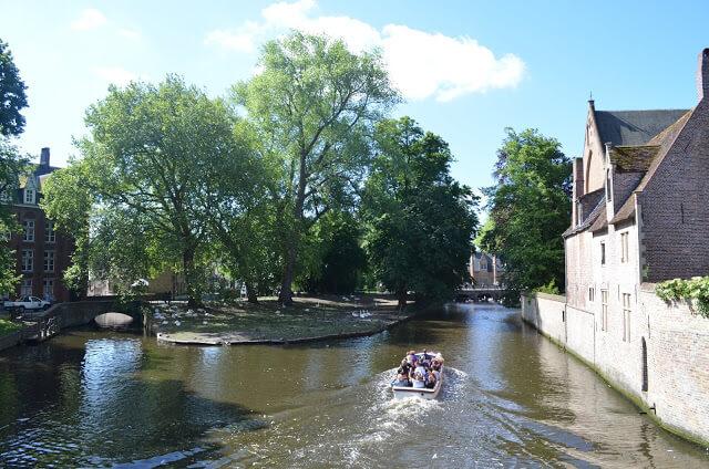 Canais Bruges