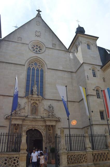 St Jean du Grund