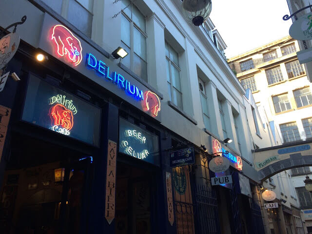 Café El delirio