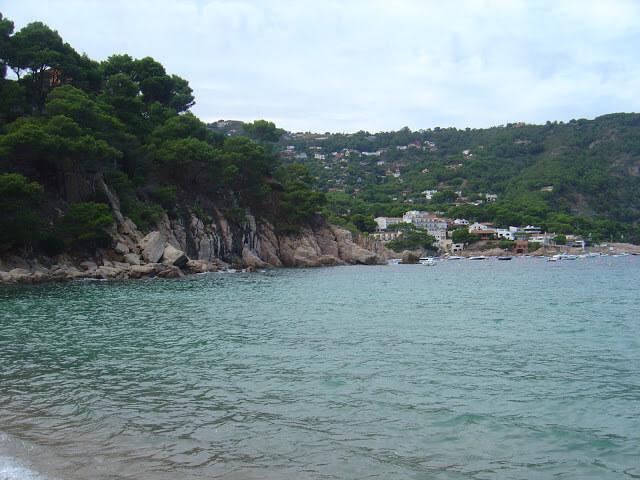 Beach Costa Brava