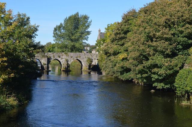 rio na irlanda