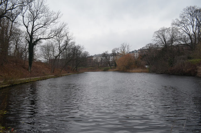 Østre Anlæg parque