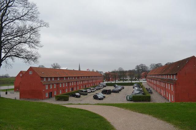 Kastellet Dinamarca