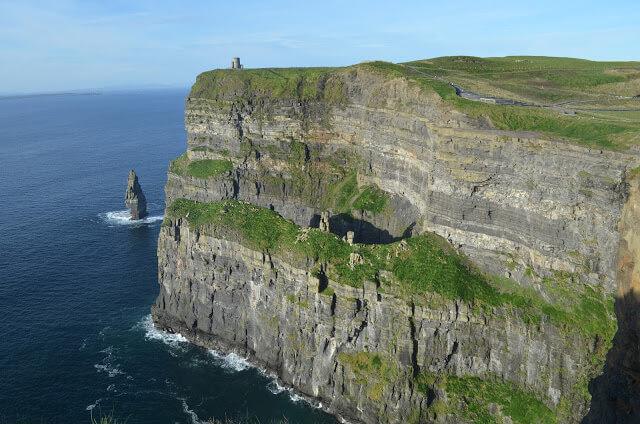 Cliff Irlanda