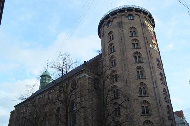 torre rotonda (The Round Tower)