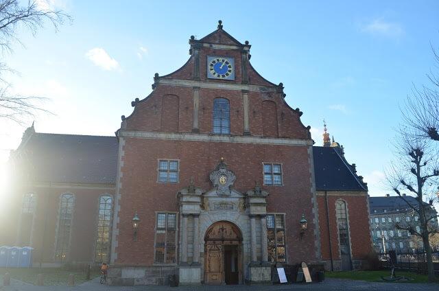 Igreja Holmen