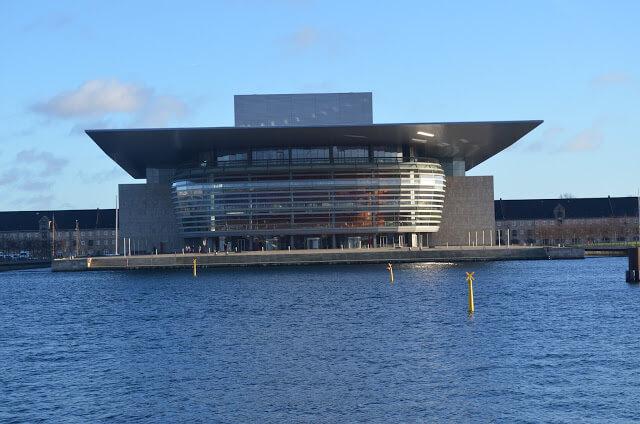 Ópera House Copenhague Dinamarca