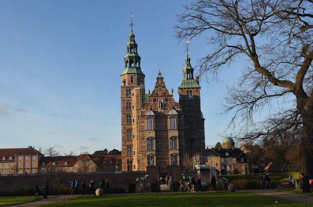 Quais são as principais atrações de Copenhage