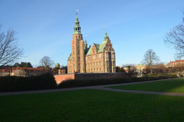Copenhague é a capital da Dinamarca
