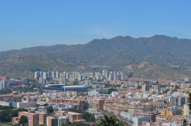 Málaga Andaluzia