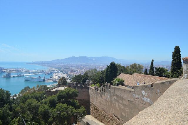 Málaga - Verão o ano inteiro