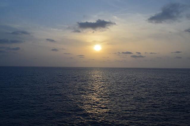navegação pelo oceano Atlantico