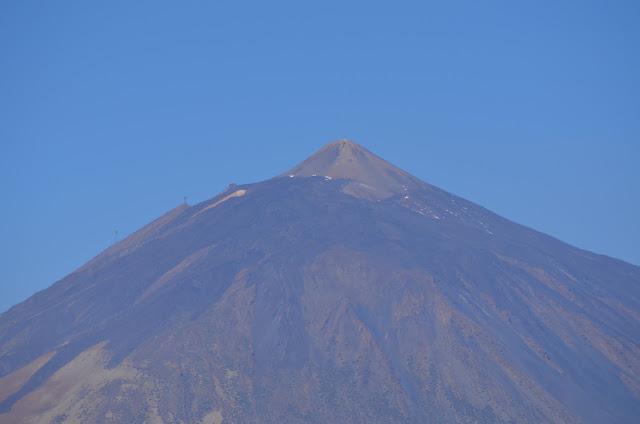 vulcão Teide