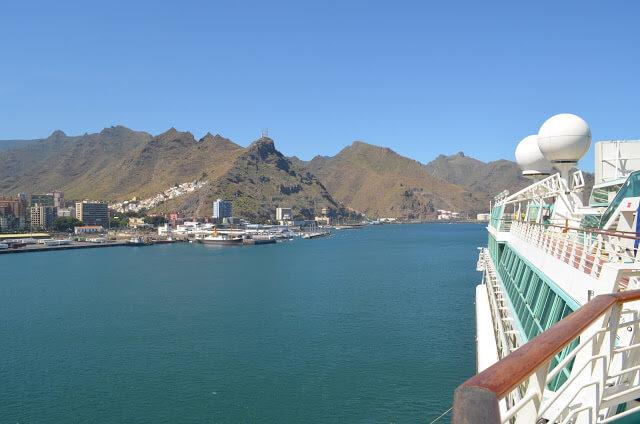 Crociera a Tenerife