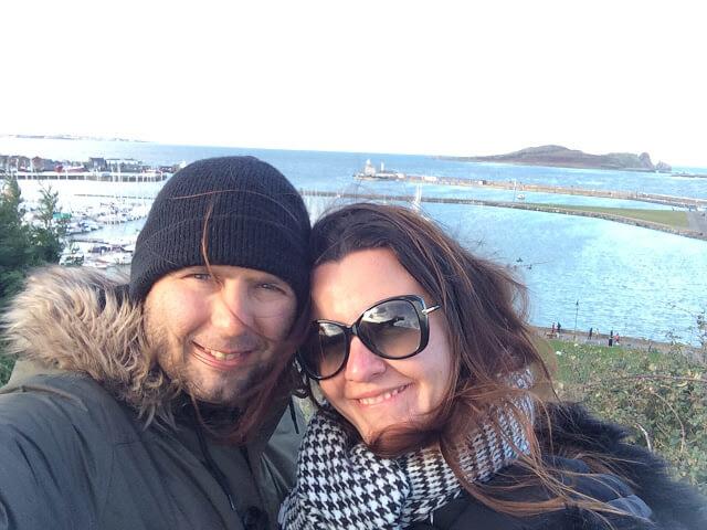 Christian e Priscila do Turmundial na Irlanda