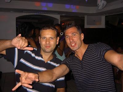 Chris i Costa