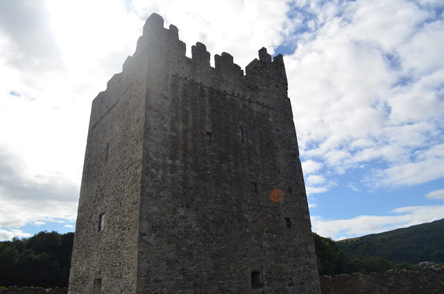 Narrow Water Castle e House Tower