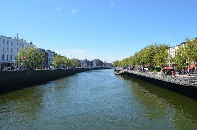 Dublin - Curiosities in life in Dublin