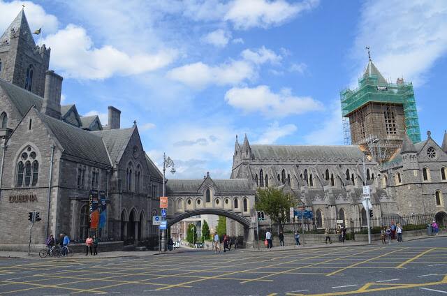 Dublin Catedral da Santíssima Trindade
