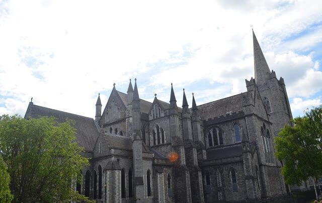 Dublin – Igrejas