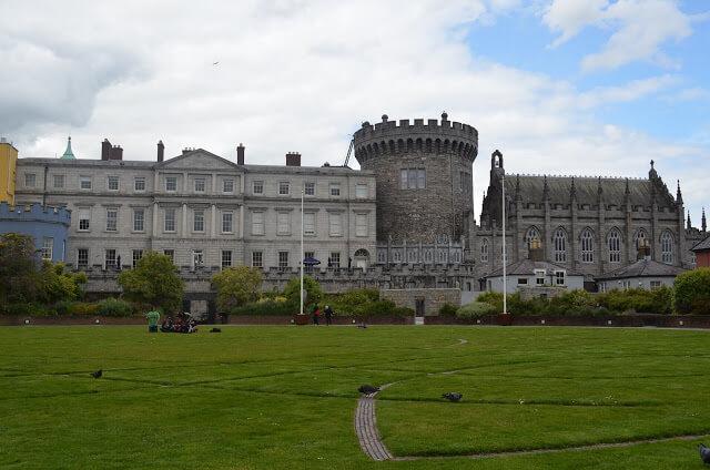 Irlande et Châteaux d'Irlande du Nord
