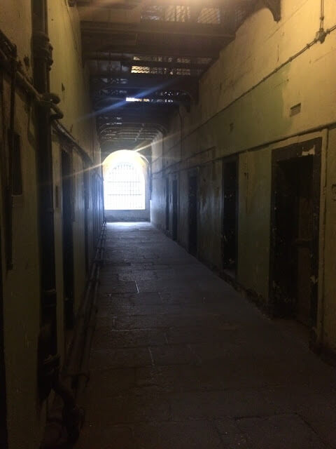 Prisión de Kilmainham Irlanda