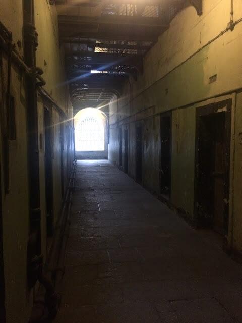 Prisão Kilmainham Irlanda