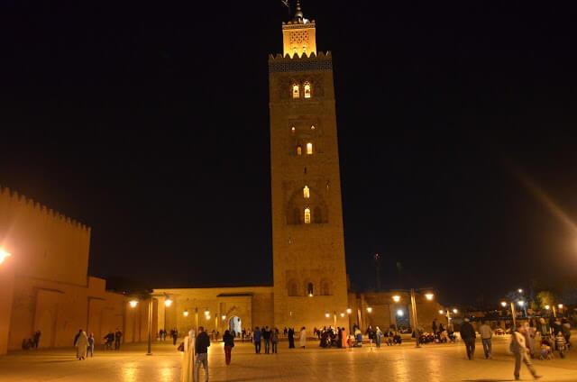 Koutobia Moschee