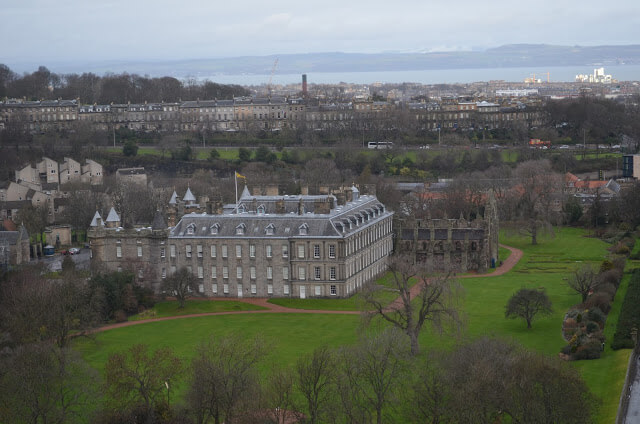 Palacio de Holyrood House