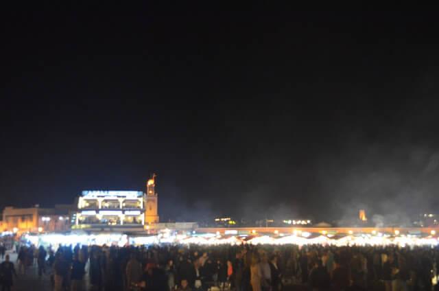 Praça Jemma El Fnaa