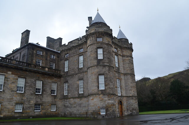 Palácio de Holyrood House