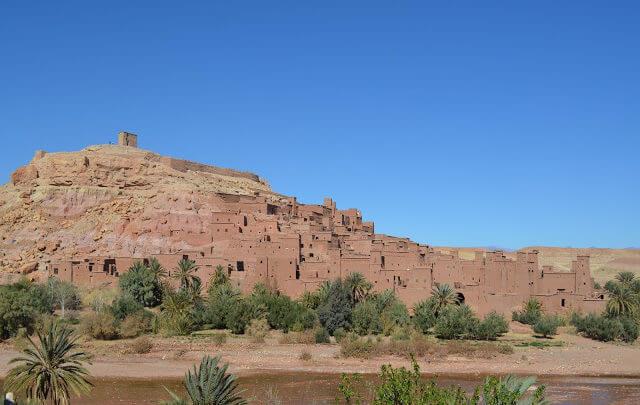 Ait Ben Haddou, antiga cidade fortificada no Marrocos