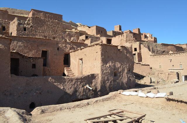 Aït-Ben-Haddou Marrocos