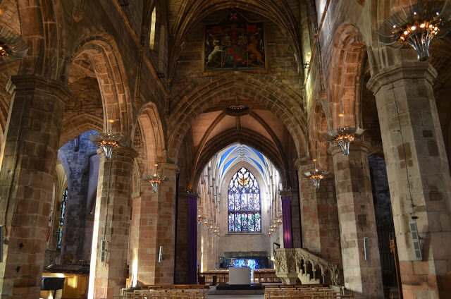 Catedral de St Giles