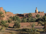 Ouarzazate is a city in southern Morocco