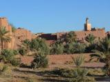 Ouarzazate ist eine Stadt im Süden Marokkos