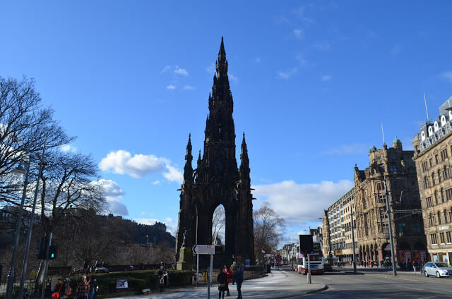 monumento Escocia