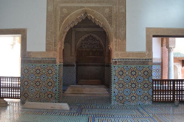 tumbas Saadian