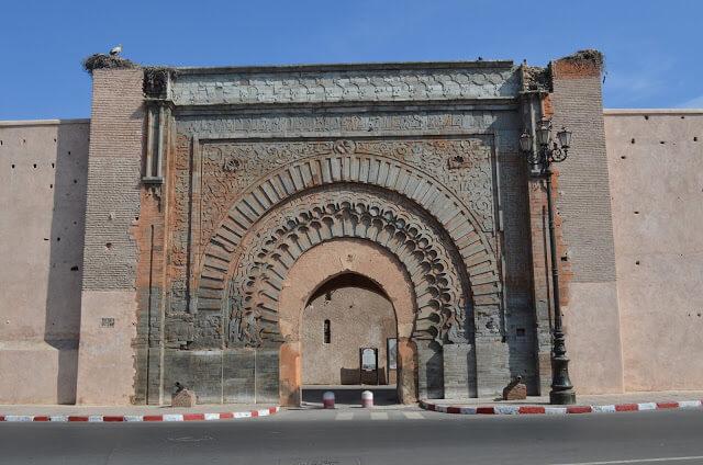 Bab Agnaou portal