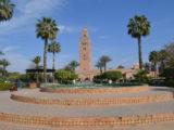 Marrakech, No es la capital de Marruecos