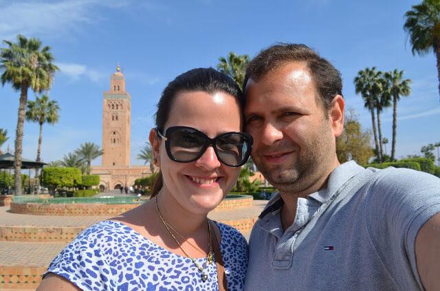 Marokko Marrakesch