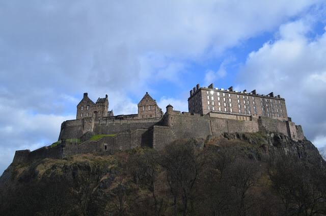 Edimburgo Castelo