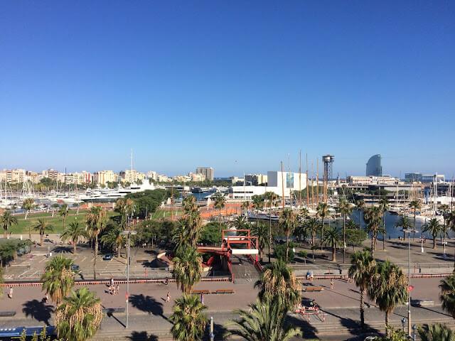 Restaurants with terraces in Barcelona