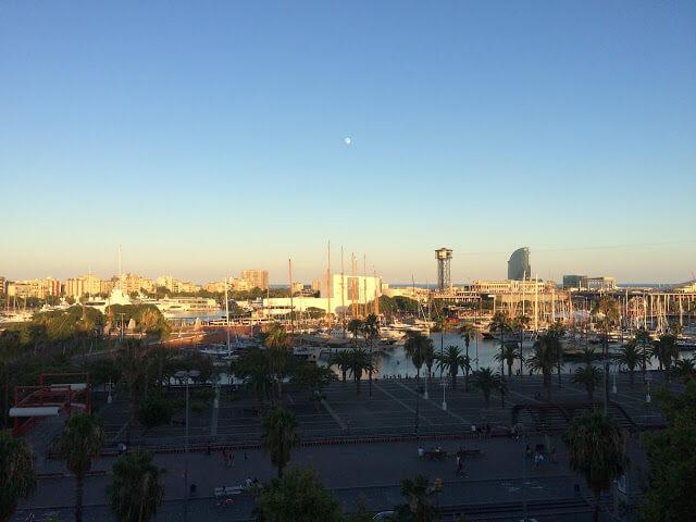 Roof Top Barcelona