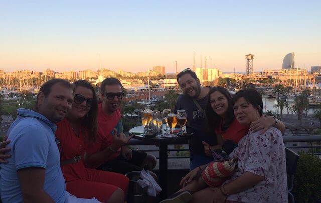 28 melhores terraços bar de Barcelona