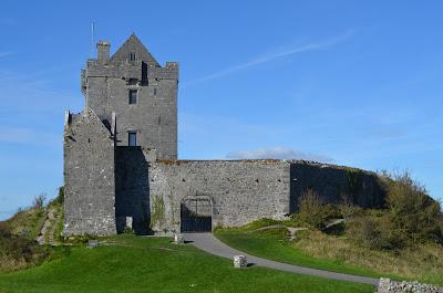 Châteaux irlandais