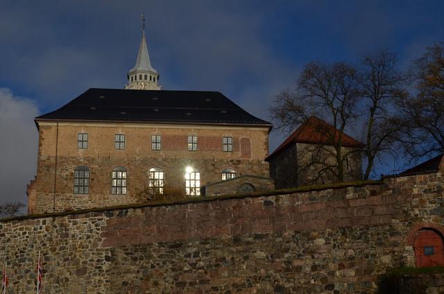 Castelo e Fortaleza Akershus